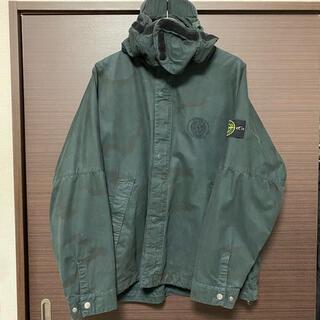 シュプリーム(Supreme)のsupreme riot mask camo jacket(ブルゾン)