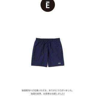1LDK SELECT - 当選品 ENNOY スタイリスト私物 Nylon Shorts