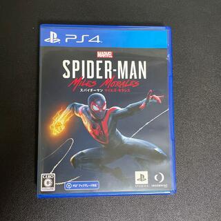 PlayStation4 - スパイダーマン マイルズモラレス