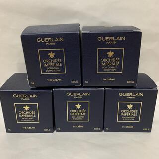 GUERLAIN - オーキデ アンペリアル ザクリーム 7ml 5個セット