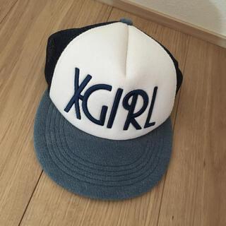 エックスガール(X-girl)のX-girl⭐︎キャップ(キャップ)