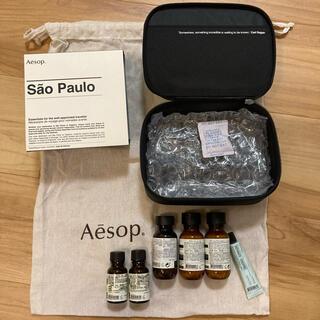 Aesop - ほぼ新品未使用 イソップ aesop サンパウロ シティー キット 6点セット