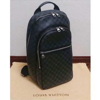 LOUIS VUITTON - 値引不可‼️LOUIS VUITTON ミカエルダミエバックパック リュック
