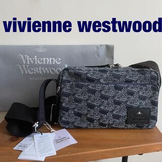 ヴィヴィアンウエストウッド(Vivienne Westwood)のVivienne Westwood ORBリピート ショルダーバッグ(ショルダーバッグ)