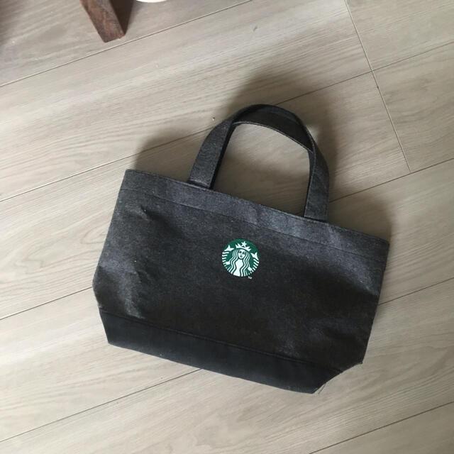 Starbucks Coffee(スターバックスコーヒー)のトートバッグ スターバックス レディースのバッグ(トートバッグ)の商品写真