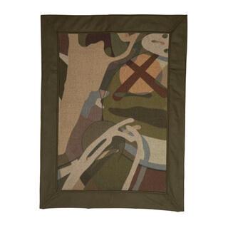 sacai - 確実正規品 sacai x KAWS Blanket ブランケット
