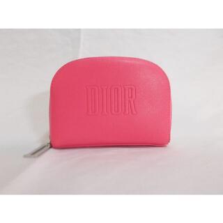 Christian Dior - 新品未使用本物 Christian Dior ディオール ポーチ ピンク