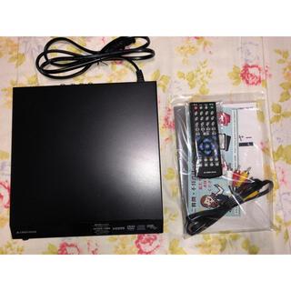 GH-DVP1C-BK グリーンハウス DVDプレーヤー 美品