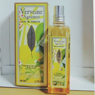 ロクシタン(L'OCCITANE)のロクシタンCVBオードトワレ100ml(香水(女性用))
