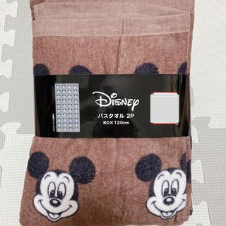 ミッキーマウス(ミッキーマウス)のアベイル ミッキー バスタオル 1枚(タオル/バス用品)