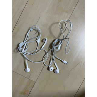 Apple - iPhone イヤホン 2本