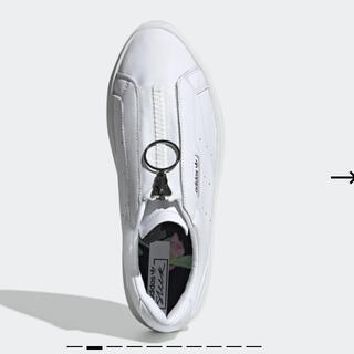 adidas - 新品 adidas SLEEK SUPER スリークスーパー 22.5cm