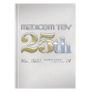 メディコムトイ(MEDICOM TOY)のMEDICOM TOY 25th MANUAL VOLUME IV(その他)