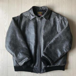 Supreme - Supreme Vanson Worn Leather Jacket L