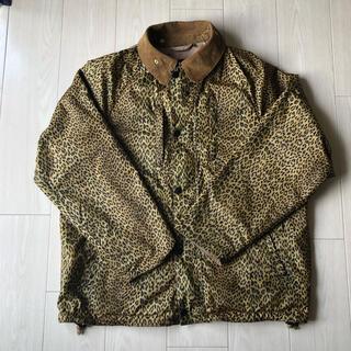 Supreme - Supreme Barbour Waxed Cotton Jacket L