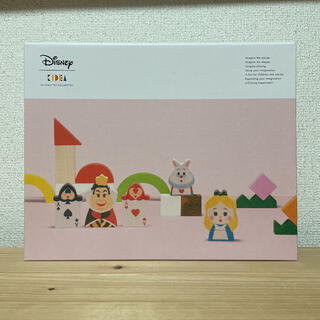 Disney - Disney KIDEA&BLOCK ふしぎの国のアリス ディズニー キディア