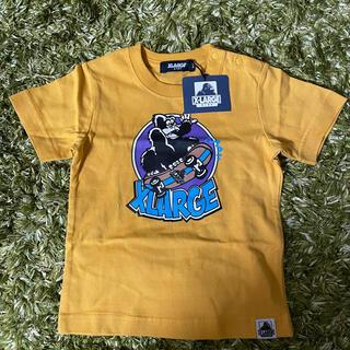 【新品•未使用】xlarge baby サイズ 90 Tシャツ 男の子 キッズ(Tシャツ/カットソー)