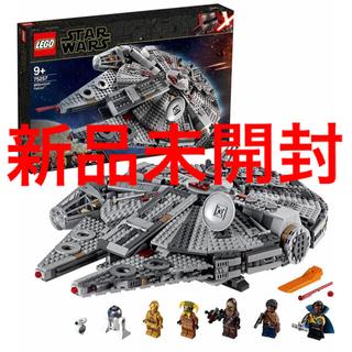 レゴ(Lego)のレゴ(LEGO) スター・ウォーズ ミレニアム・ファルコン(TM) 75257(積み木/ブロック)
