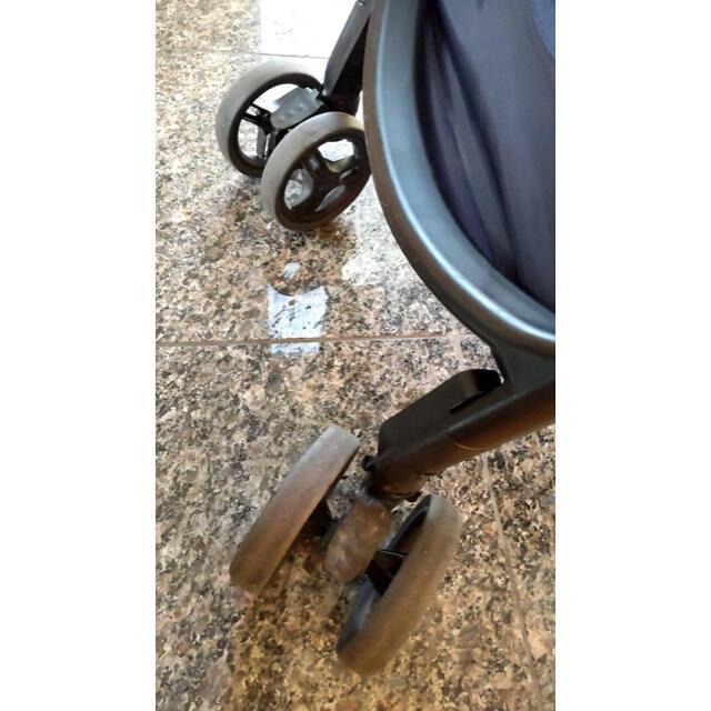 【引き渡し限定】グレコ  AB型 ベビーカー シティゴー キッズ/ベビー/マタニティの外出/移動用品(ベビーカー/バギー)の商品写真