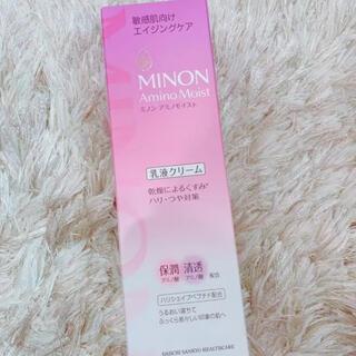 MINON - ミノン  乳液クリーム