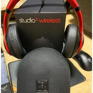 ビーツバイドクタードレ(Beats by Dr Dre)のbeats studio wireless 3(ヘッドフォン/イヤフォン)