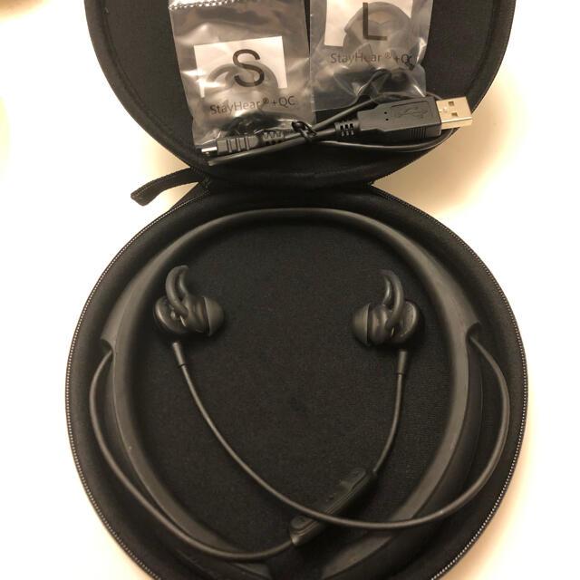 BOSE(ボーズ)のBOSE QuietControl 30 wireless headphones スマホ/家電/カメラのオーディオ機器(ヘッドフォン/イヤフォン)の商品写真