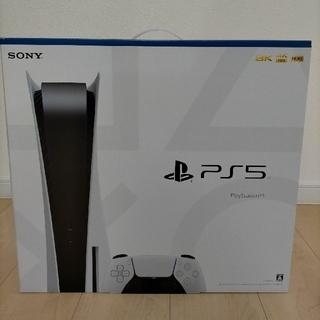PlayStation - PlayStation5 本体 通常版 新品 未使用 未開封