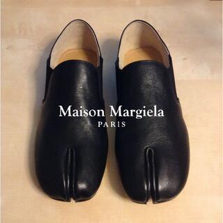 マルタンマルジェラ(Maison Martin Margiela)の新品 41 マルジェラ 20ss タビレザーシューズ 1013(ドレス/ビジネス)