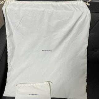 Balenciaga - プラダ バレンシアガ 巾着袋 3枚セット PRADA BALENCIAGA