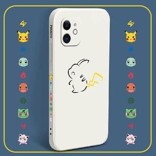 ポケモン - iPhone12 12pro シリコンケース