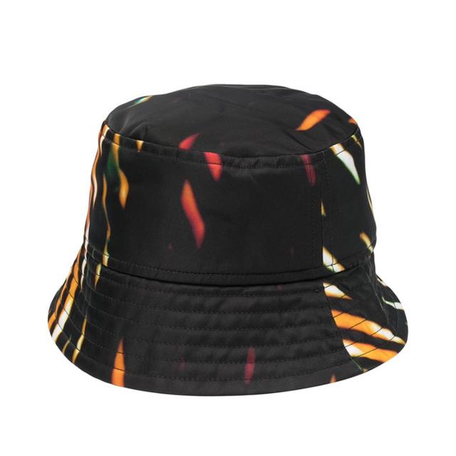 DRIES VAN NOTEN(ドリスヴァンノッテン)の未使用 Dries Van Noten × Len Lye バケットハット メンズの帽子(ハット)の商品写真