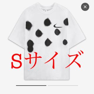 オフホワイト(OFF-WHITE)の ナイキ x オフホワイト ショートスリーブ  S NIKE(Tシャツ/カットソー(半袖/袖なし))