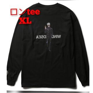 シー(SEA)のWDS-JUJUTSU-06-BLACK-XL(Tシャツ/カットソー(七分/長袖))