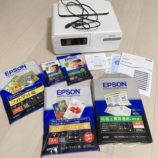 EPSON - EPSON A4カラーインクジェット複合機 EP-M552T スターターセット