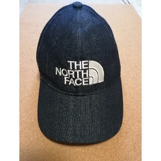 THE NORTH FACE - THE NORTH FACE TNF ロゴ デニ厶 キャップ 帽子 ユニセックス
