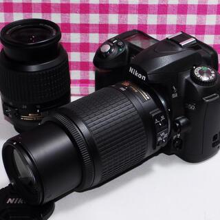 Nikon - ☆手ぶれ補正付きで一眼レフ入門機にオススメ☆ Nikon D50