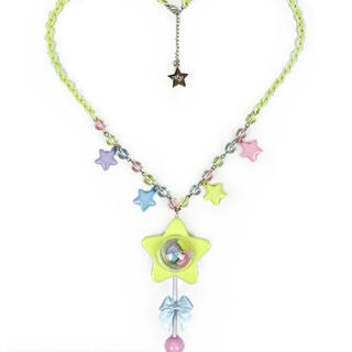 Angelic Pretty - Angelic Pretty Star Toyネックレス