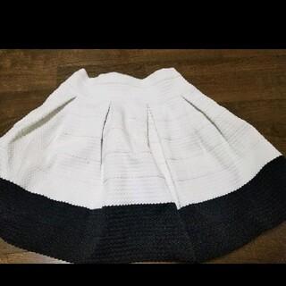 デュラス(DURAS)のDURAS ポンディングスカート (ミニスカート)