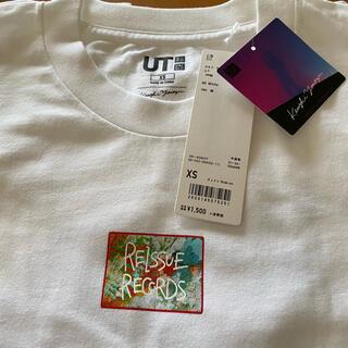 UNIQLO - ユニクロ UT 米津玄師  半袖Tシャツ XS 猫