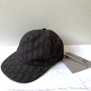 ディオール(Dior)の新品タグ付き ディオール   dior キャップ 帽子 トラッター 柄(キャップ)