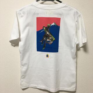 集英社 - ジョジョの奇妙な冒険の展覧会 東京限定Tシャツ サイズS