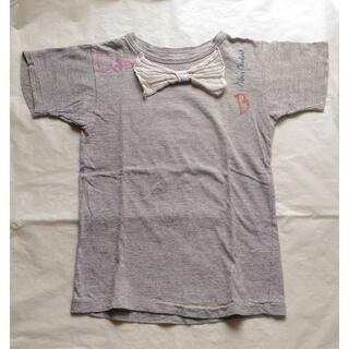 ゴートゥーハリウッド(GO TO HOLLYWOOD)の ゴートゥ―ハリウッド Tシャツ 美品 140 デニム&ダンガリー(Tシャツ/カットソー)