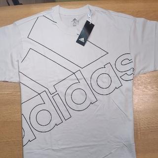 adidas - レディース 半袖 T-シャツ スポーツウェア 部屋着 アンダーウェア Oサイズ
