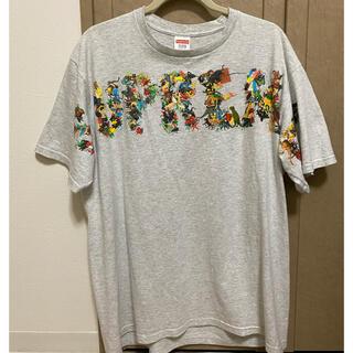 シュプリーム(Supreme)のSupreme Toy Pile Tee 古着 Lサイズ(Tシャツ/カットソー(半袖/袖なし))