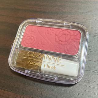 CEZANNE(セザンヌ化粧品) - セザンヌ ナチュラル チークN 16 カシスローズ 4g