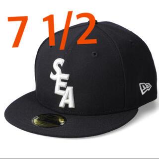 NEW ERA - WIND AND SEA x NEW ERA 59 FIFTY CAP