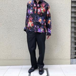 DIOR HOMME - Dior 19ss Flower shirt 新品