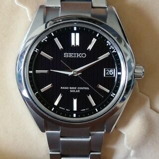 SEIKO - 人気のSAGZ083   セイコー  ブライツ   チタン  電波ソーラー