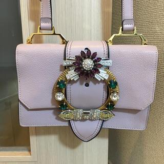 miumiu - miumiu   ビジュー バッグ