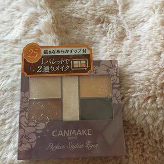 CANMAKE - キャンメイク パーフェクトスタイリストアイズ 25